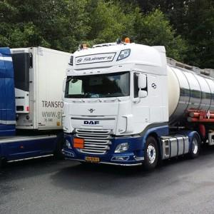 Tanktransport internationaal