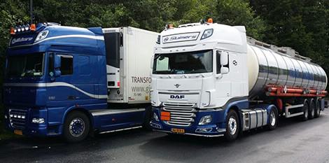 Internationaal Tanktransport - vervoer gevaarlijke stoffen